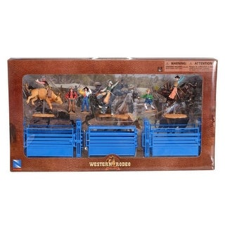 Gift Corral Western Toy Boys Girls Kids Deluxe Rodeo Set 87-99044