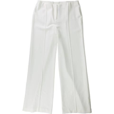 Alfani Womens Wide-Leg Culotte Pants