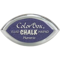 ColorBox Fluid Chalk Cat's Eye Ink Pad-Plumeria