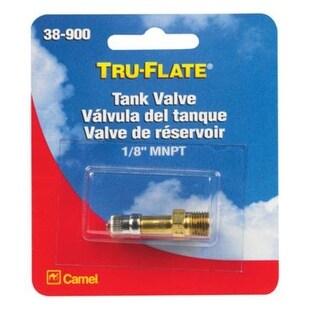 "Tru-Flate 38900 Tank Valve Replacement, 1/8"""