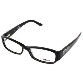 Just Cavalli JC0456/V 001 Black Rectangle Optical Frames - 53-14-135