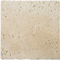 """Emser Tile T06FONT0404UT Trav Fontane Tumbled - 4"""" x 4"""" Square Floor and Wall Ti - N/A"""