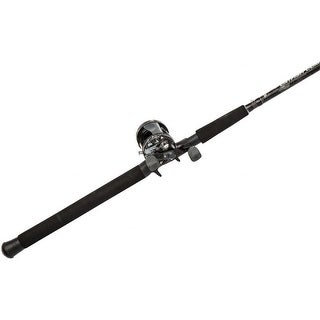 Abu Garcia Catfish Commando Fishing Rod and Reel Cast Combo