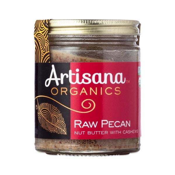 Artisana Butter - Pecan - Case of 6 - 8 oz.
