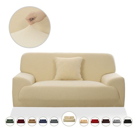 Jacquard Sofa Covers Strech Thick Slipcover Couch Covers
