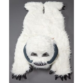 Star Wars Wampa Plush Rug - Multi