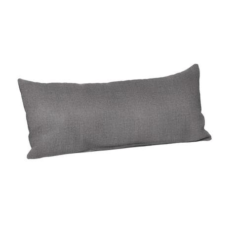 Indoor/Outdoor 22 x 9 inch Sunbrella Pillow
