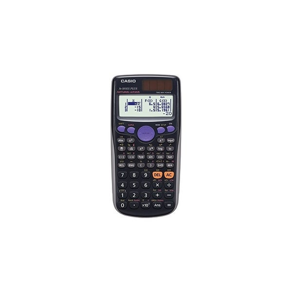 Casio Inc. FX300ESPLUSB Casio FX-300ES Plus Scientific Calculator