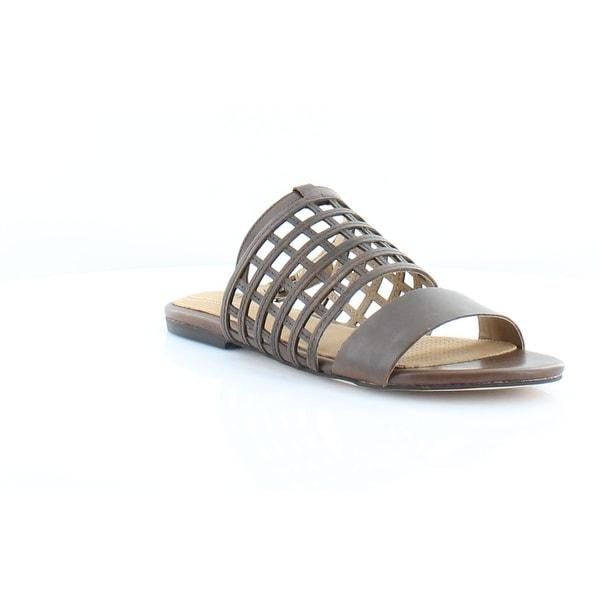 Corso Como Summa Women's Sandals & Flip Flops Mahogany - 6.5