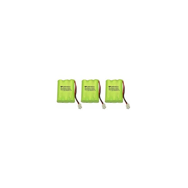 New Replacement Battery C4205B / TL26158 / CPH-464D For CLARITY Phone Models NiMH 3.6v ( 3 Pack )