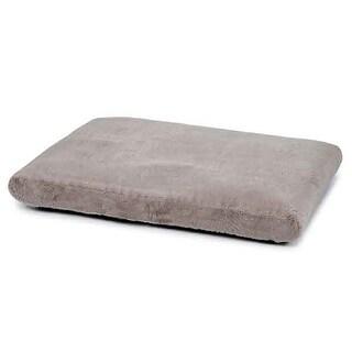 Slumber Pet ThermaPet Burrow Dog Bed - Gray - Large