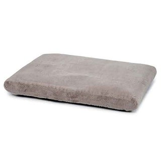 Slumber Pet ThermaPet Burrow Dog Bed - Gray - Medium/Large