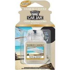 Yankee Candle Sun & Sand Car Jar Ultmt