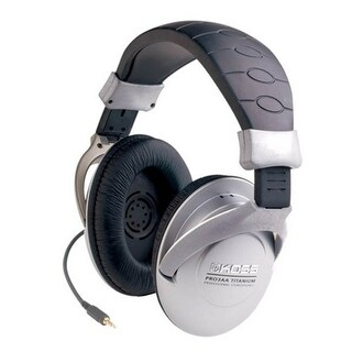 Koss PRO-3AA Home Stereo Headphone - Wired - 60 Ohm - 15 Hz 20 (Refurbished)