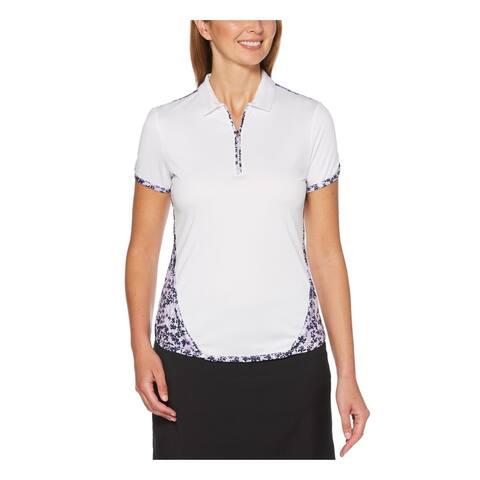 PGA TOUR White Short Sleeve T-Shirt Top XL