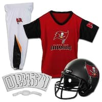 Franklin Sports NFL Deluxe Youth Unisex Kids Football Costume Uniform Set
