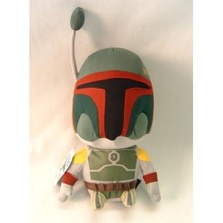 Star Wars Super Deformed Plush Boba Fett - multi