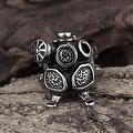 Vienna Jewelry Stainless Steel Mechanics Engine Ring - Thumbnail 2