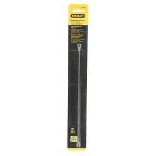 Stanley 15-410 Rod Saw Carbide Grit Hacksaw Blade, 10""