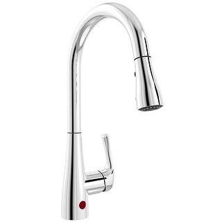 Belanger NEX76CCP 1 Handle Movement Sensor Kitchen Sink Faucet, Polished Chrome