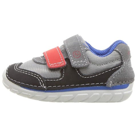 Stride Rite Kids Mason Baby Boy's and Girl's Athletic Mesh Sneaker