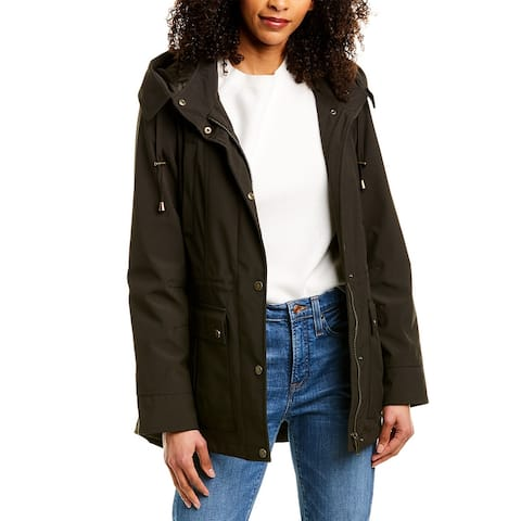French Connection Tricot Patch Pocket Anorak