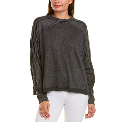 Free People Movement All About It Long Sleeve Top