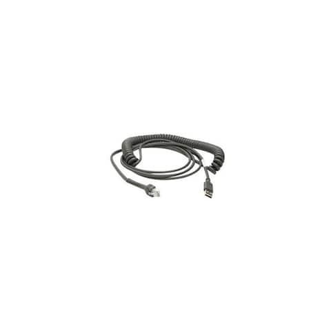 Motorola CBA-U12-C09ZAR 9-feet Long Data Transfer Cable for Scanner