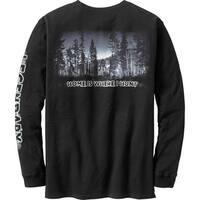 Legendary Whitetails Men's Sanctuary Long Sleeve T-Shirt