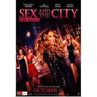 232452 sex and the city 2008 movie wall print poster fr