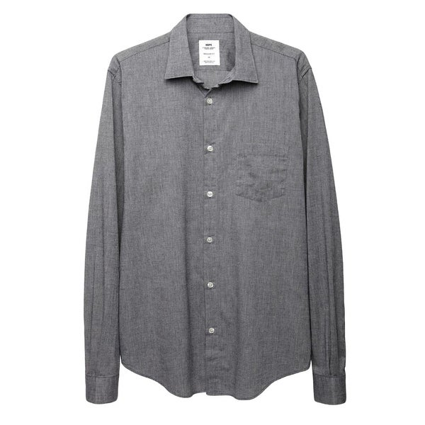 Hope Roy Gray Shirt Size 46. Opens flyout.