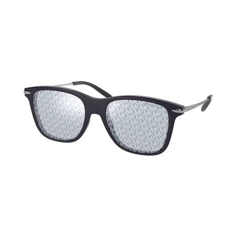 Michael Kors MK2155 3002/F 55 Navy Man Square Sunglasses