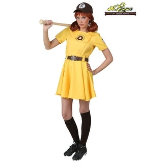 Plus Size A League of Their Own Kit Costume