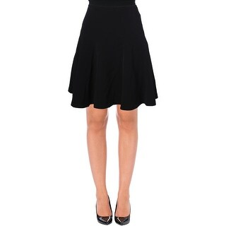 Tommy Hilfiger Womens A-Line Skirt Textured Knee-Length