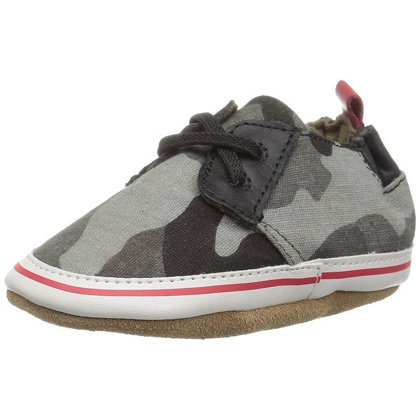 Robeez Boys' Casual Sneaker Soft Soles