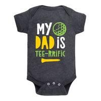 Teerrific Dad - Infant One Piece