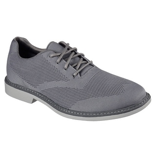 Skechers 68244 CHAR Men's HARDEE Oxford