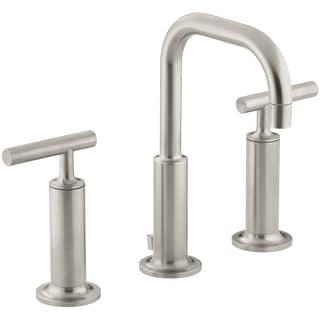 Kohler K-14407-4  Purist Widespread Bathroom Faucet with Ultra-Glide Valve Technology