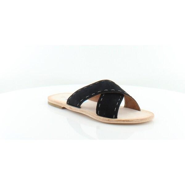 Frye Avery Women's Sandals & Flip Flops Balck - 11