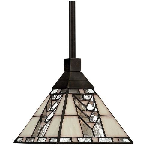 Hinkley Lighting H4717 1 Light Indoor Mini Pendant from the Tahoe Collection