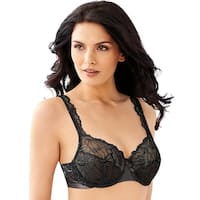 Bali® Lace Desire™ Underwire - Size - 34DDD - Color - Black