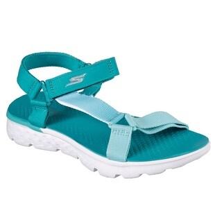 Skechers 14677 AQUA Women's ON THE GO 400 -JAZZY Sandal