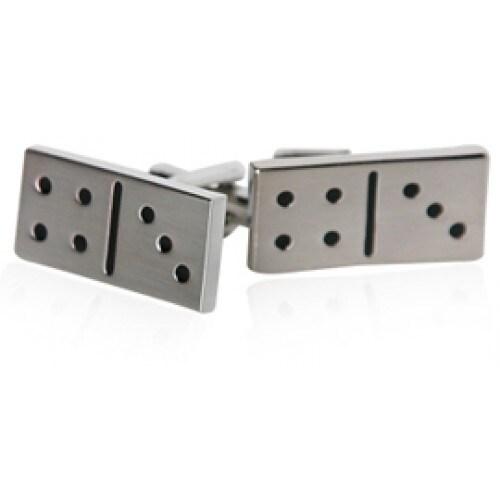 Domino Game Cufflinks