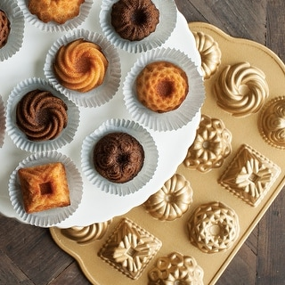 Link to Nordic Ware Bundt Charms Similar Items in Bakeware