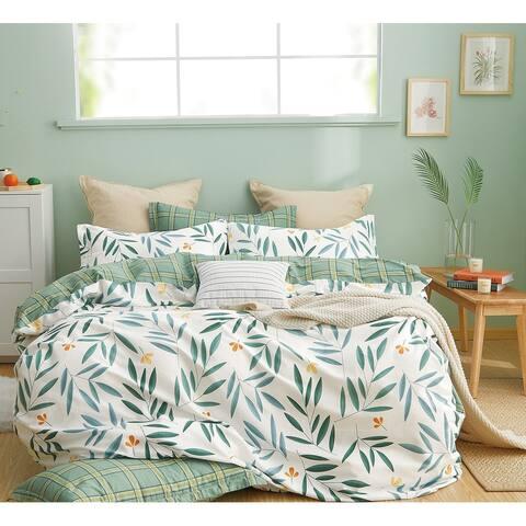 Juliette 100% Cotton Reversible Comforter Set