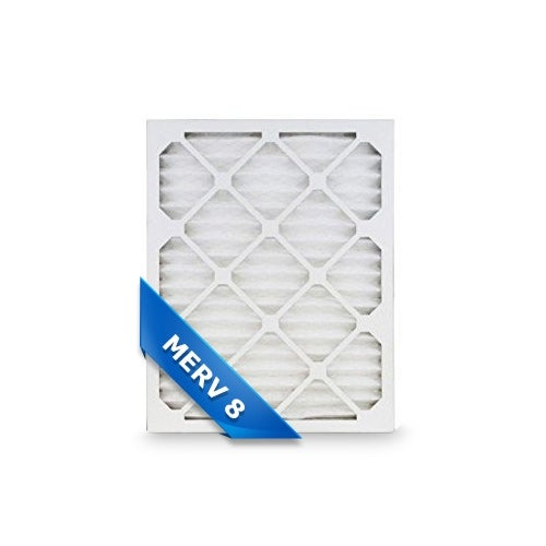 Replacement Pleated Air Filter for 14x24x1 Merv 8