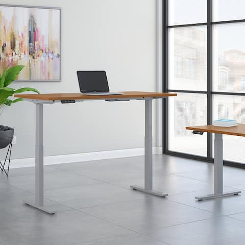 Move 60 Series 72W x 30D Height Adjustable Standing Desk
