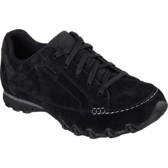 Details about Skechers Women's Relaxed Fit Bikers Curbed Oxford