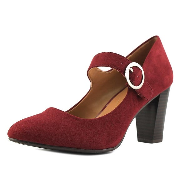 Style & Co Alabina Raisin Flats