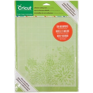 "Cricut Mini Cutting Mats 8.5""X12"" 2/Pkg"
